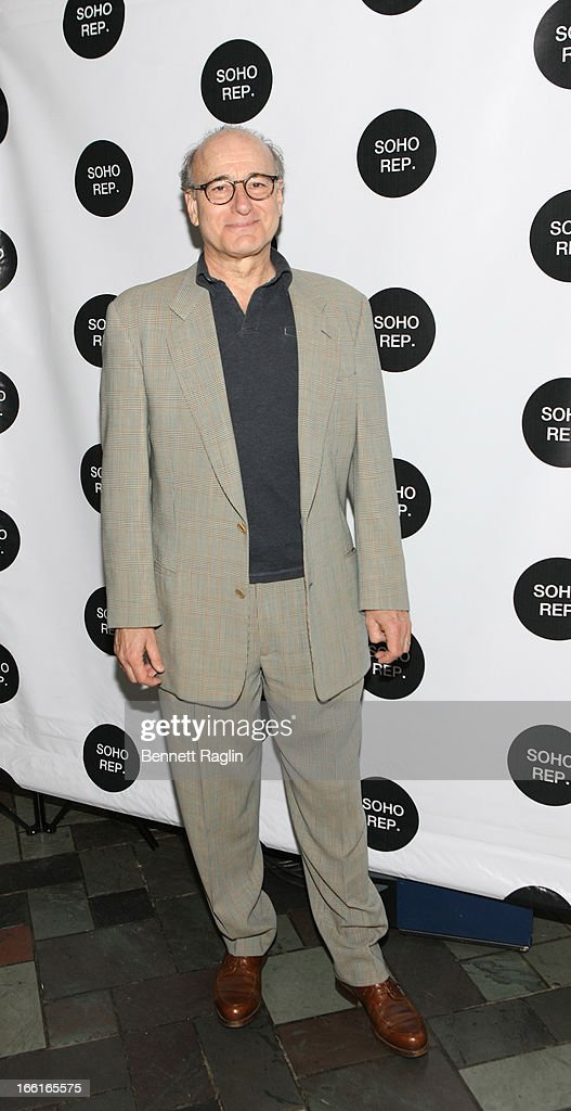 Actor Peter Freidman attends the 36th Annual Soho Rep Spring Gala at Battery Garden Restaurant on April 8, 2013 in New York City.