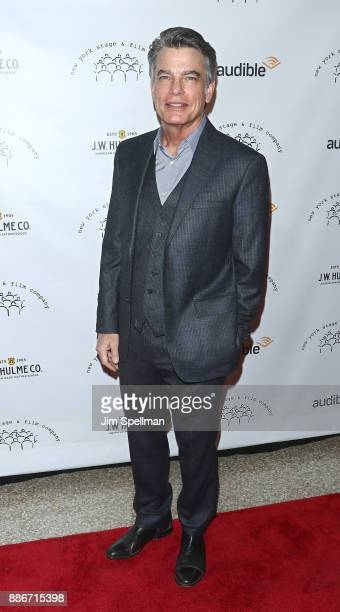 Actor Peter Gallagher attends the 2017 New York Stage and Film Winter Gala at Pier Sixty at Chelsea Piers on December 5 2017 in New York City