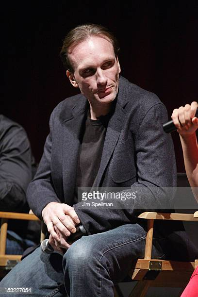 Actor Peter Greene attend the 'Keep Your Enemies Closer Checkmate' screening at the School of Visual Arts Theater on October 1 2012 in New York City
