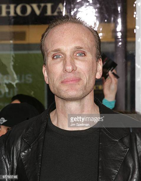 Actor Peter Greene attends the premiere of 'The Bounty Hunter' at the Ziegfeld Theatre on March 16 2010 in New York New York City
