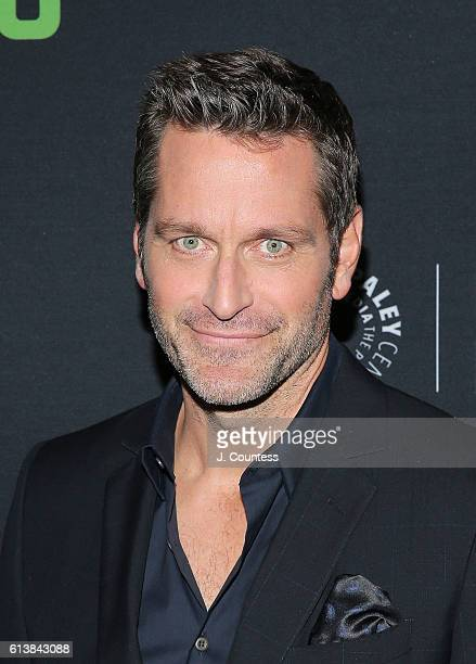 Actor Peter Hermann attends the PaleyFest New York 2016 screening of Younger at The Paley Center for Media on October 10 2016 in New York City