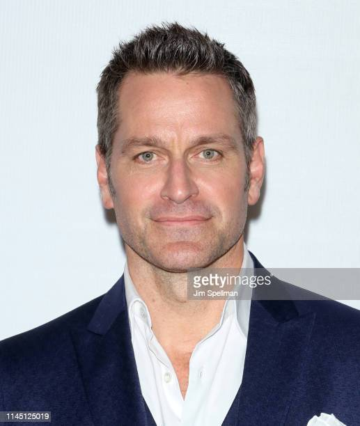 Actor Peter Hermann attends the Tribeca TV screening of Younger during the 2019 Tribeca Film Festival at Spring Studios on April 25 2019 in New York...