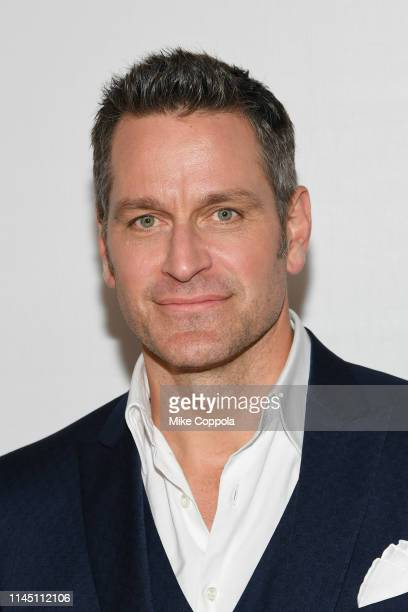 Actor Peter Hermann attends Tribeca TV Younger at Spring Studio on April 25 2019 in New York City