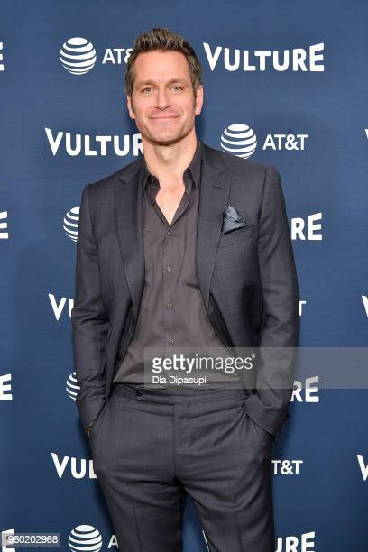 Actor Peter Hermann of Younger attends the Vulture Festival Presented By ATT Milk Studios Day 1 at Milk Studios on May 19 2018 in New York City