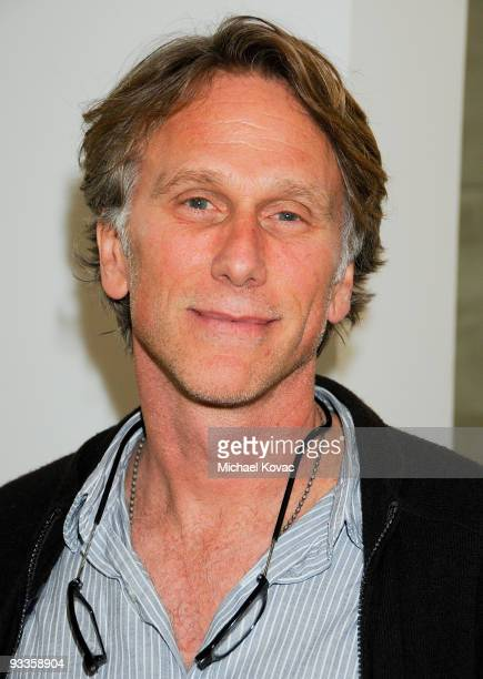 "Actor Peter Horton arrives at The Paley Center for Media Presents: A ""thirtysomething"" Celebration at The Paley Center for Media on August 18, 2009..."