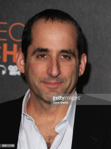 Actor Peter Jacobson arrives at the People's Choice Awards 2010 held at Nokia Theatre LA Live on January 6 2010 in Los Angeles California