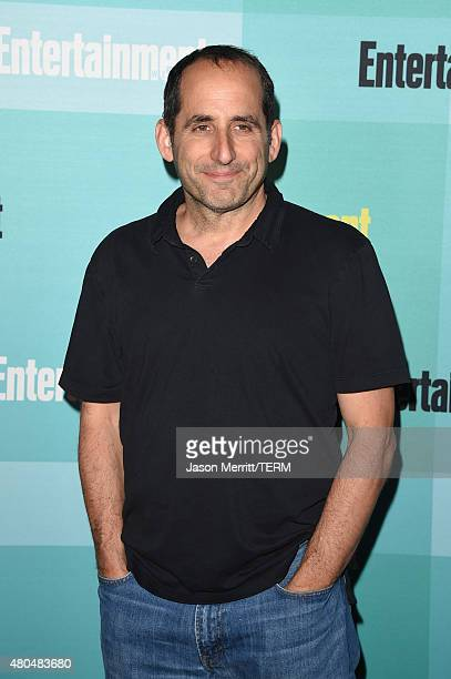 Actor Peter Jacobson attends Entertainment Weekly's ComicCon 2015 Party sponsored by HBO Honda Bud Light Lime and Bud Light Ritas at FLOAT at The...
