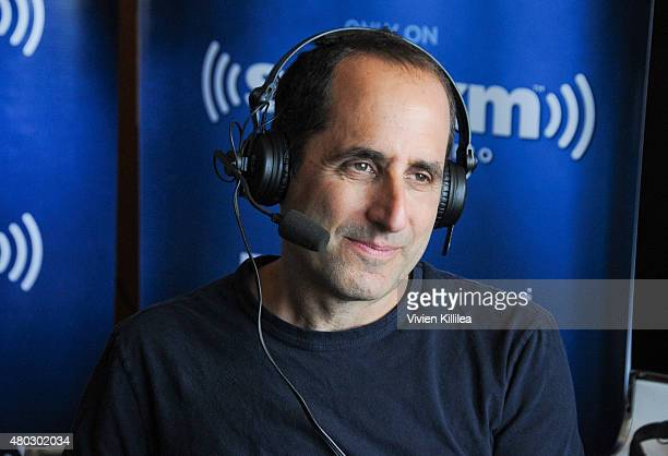 Actor Peter Jacobson attends SiriusXM's Entertainment Weekly Radio Channel Broadcasts From ComicCon 2015 at Hard Rock Hotel San Diego on July 10 2015...