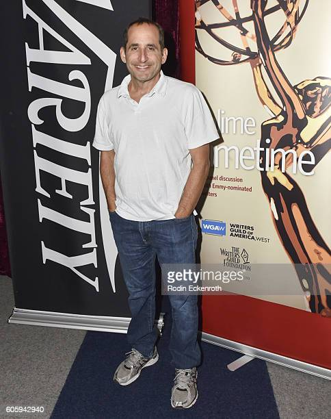 Actor Peter Jacobson attends Sublime Primetime 2016 at the Writers Guild Theater on September 15 2016 in Beverly Hills California