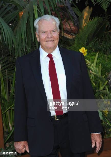 Actor Peter Jason arrives for the Premiere Of Universal Pictures And Amblin Entertainment's 'Jurassic World Fallen Kingdom' held at Walt Disney...