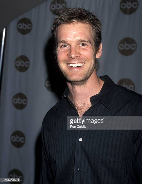 Actor Peter Krause attends the ABC Summer TCA Press Tour on July 29 1999 at RitzCarlton Hotel in Pasadena California