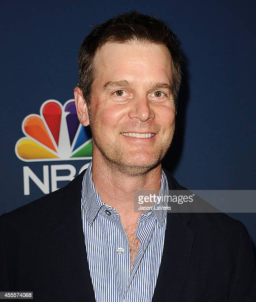 Actor Peter Krause attends the NBC Vanity Fair 2014 2015 TV season event at HYDE Sunset Kitchen Cocktails on September 16 2014 in West Hollywood...