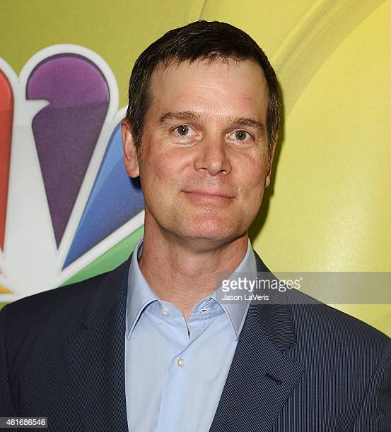 Actor Peter Krause attends the NBCUniversal 2015 press tour at The Langham Huntington Hotel and Spa on January 16 2015 in Pasadena California