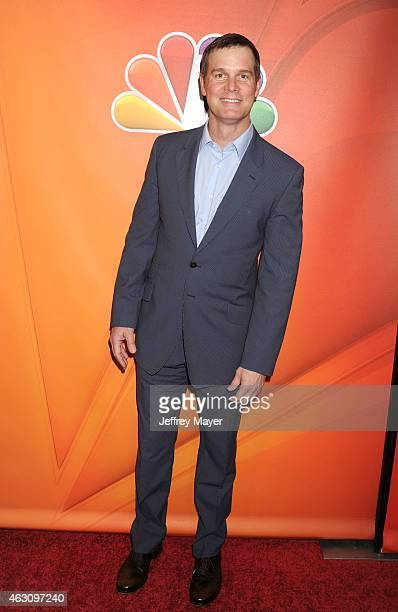 Actor Peter Krause attends the NBCUniversal 2015 Press Tour at the Langham Huntington Hotel on January 16 2015 in Pasadena California