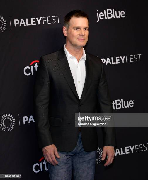 Actor Peter Krause attends the Paley Center For Media's 2019 PaleyFest LA 911 at Dolby Theatre on March 17 2019 in Hollywood California