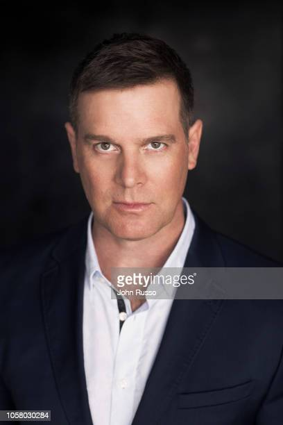 Actor Peter Krause is photographed for Emmy magazine on April 15 2018 in Los Angeles California