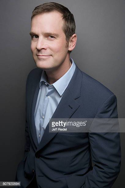 Actor Peter Krause is photographed for TV Guide Magazine on January 16 2015 in Pasadena California