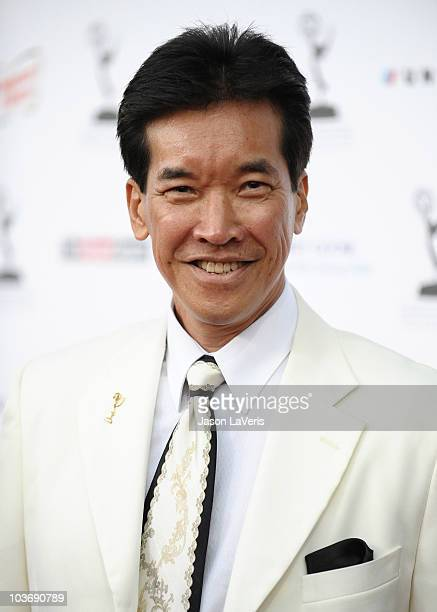 Actor Peter Kwong attends the 62nd primetime Emmy Awards performers nominee reception at Pacific Design Center on August 27 2010 in West Hollywood...