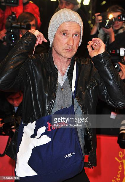 Actor Peter Lohmeyer attends the 'Margin Call' Premiere during day two of the 61st Berlin International Film Festival at Berlinale Palace on February...