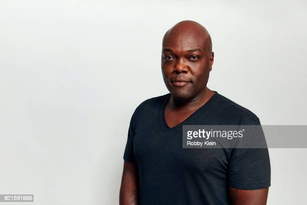 Actor Peter Macon of FOX's 'The Orville' poses for a portrait during ComicCon 2017 at Hard Rock Hotel San Diego on July 22 2017 in San Diego...