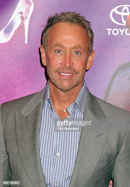 Actor Peter Marc Jacobson attends 'Rodgers Hammerstein's Cinderella' Los Angeles Opening Night at Ahmanson Theatre on March 18 2015 in Los Angeles...