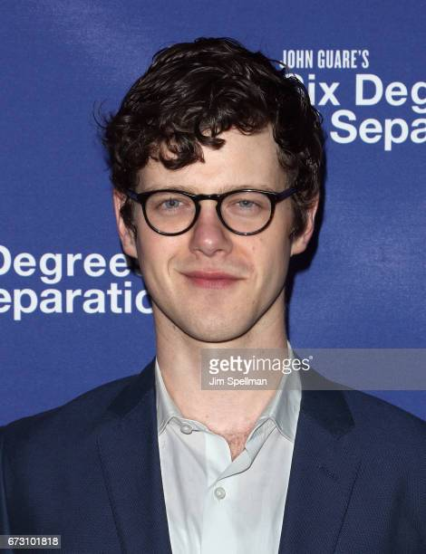 Actor Peter Mark Kendall attends the Six Degrees of Separation Broadway opening night after party at Brasserie 8 1/2 on April 25 2017 in New York City