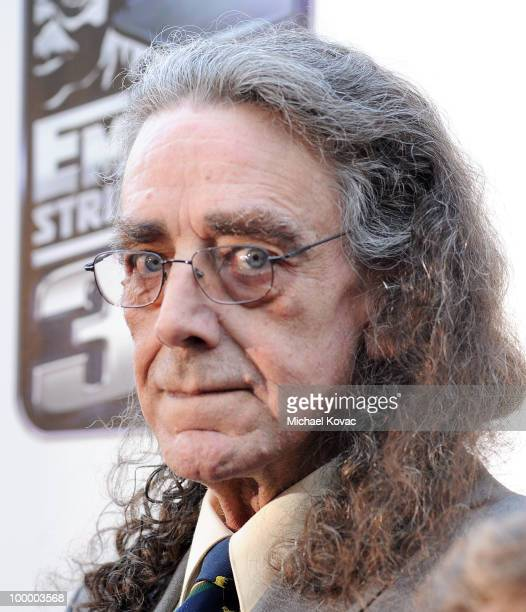 Actor Peter Mayhew arrives at The Empire Strikes Back 30th Anniversary Charity Screening Event at ArcLight Cinemas on May 19 2010 in Hollywood...