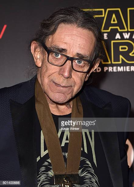 Actor Peter Mayhew attends the World Premiere of 'Star Wars The Force Awakens' at the Dolby El Capitan and TCL Theatres on December 14 2015 in...