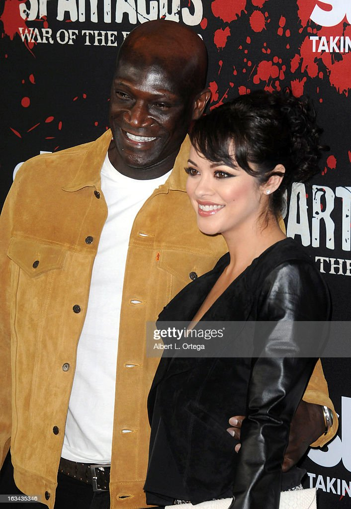 """Spartacus: War Of The Damned"" - Los Angeles Premiere - Arrivals : News Photo"
