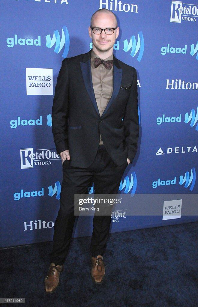 26th Annual GLAAD Media Awards - Arrivals