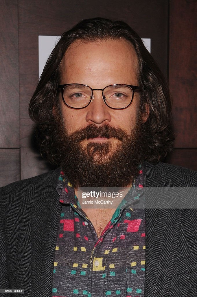 Actor Peter Sarsgaard attends the Grey Goose Blue Door 'Lovelace' Party on January 22, 2013 in Park City, Utah.