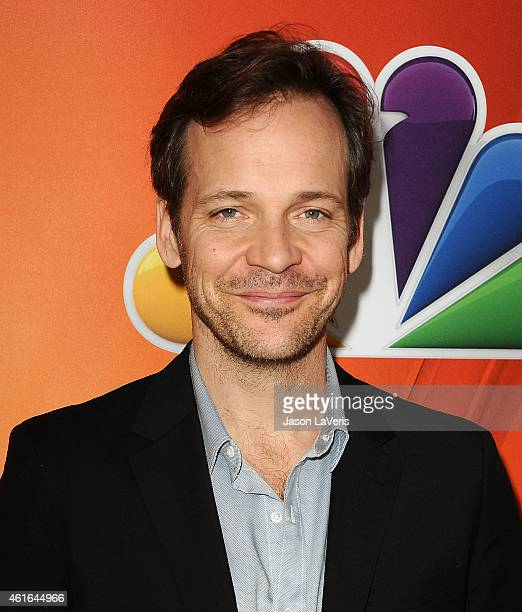 Actor Peter Sarsgaard attends the NBCUniversal 2015 press tour at The Langham Huntington Hotel and Spa on January 16 2015 in Pasadena California