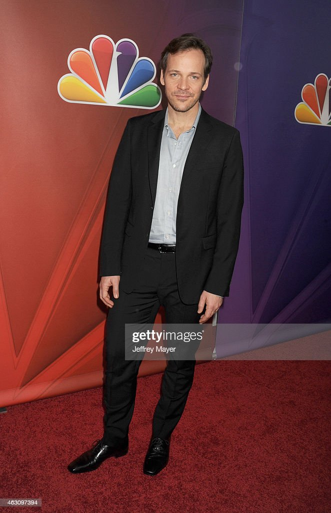 Actor Peter Sarsgaard attends the NBCUniversal 2015 Press Tour at the Langham Huntington Hotel on January 16, 2015 in Pasadena, California.