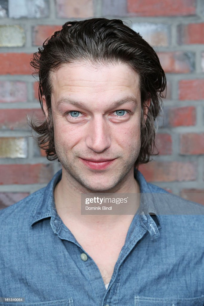 Actor Peter Scanavino attends 'The Cold Land' Portraits during the 63rd Berlinale International Film Festival at the Glashuette Lounge on February 10, 2013 in Berlin, Germany.