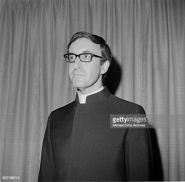 Actor Peter Sellers attends an event in Los AngelesCA