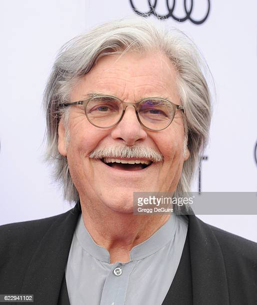 """Actor Peter Simonischek arrives at the AFI FEST 2016 Presented By Audi -Screening Of Sony Pictures Classic's """"Toni Erdmann"""" at the Egyptian Theatre..."""