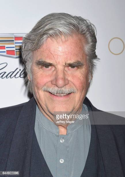 Actor Peter Simonischek attends Cadillac's 89th annual Academy Awards celebration at Chateau Marmont on February 23, 2017 in Los Angeles, California.