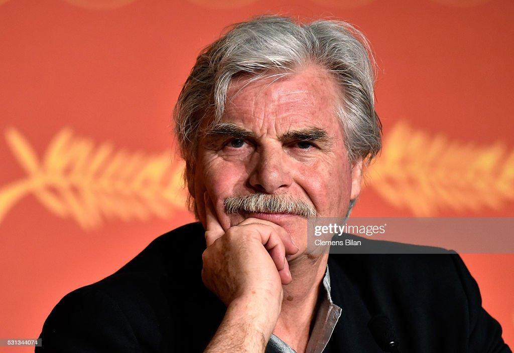 """Toni Erdmann"" Press Conference - The 69th Annual Cannes Film Festival : News Photo"