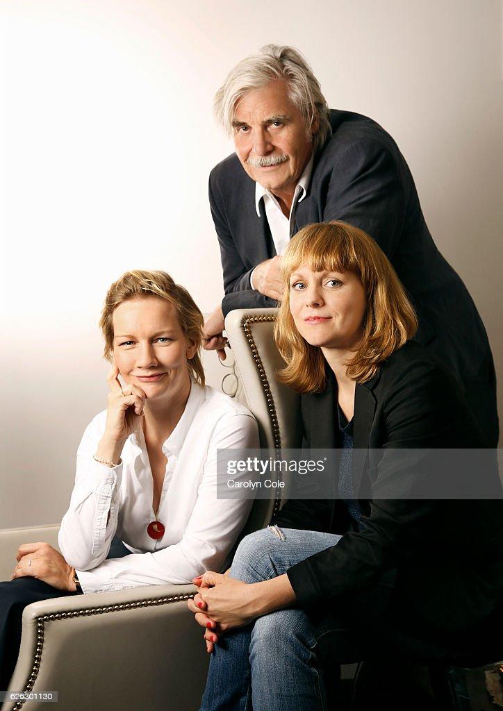 Cast of 'Toni Erdmann', Los Angeles Times, November 16, 2016