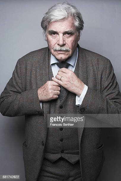 Actor Peter Simonischek is photographed for Self Assignment on May 15, 2016 in Cannes, France.