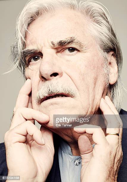 Actor Peter Simonischek poses for a portrait during the 54th New York Film Festival at Lincoln Center on October 2, 2016 in New York City.
