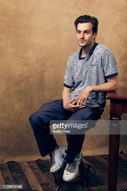 Actor Peter Vack of the film 'Deep Tissue' poses for a portrait at the 2019 SXSW Film Festival Portrait Studio on March 9 2019 in Austin Texas