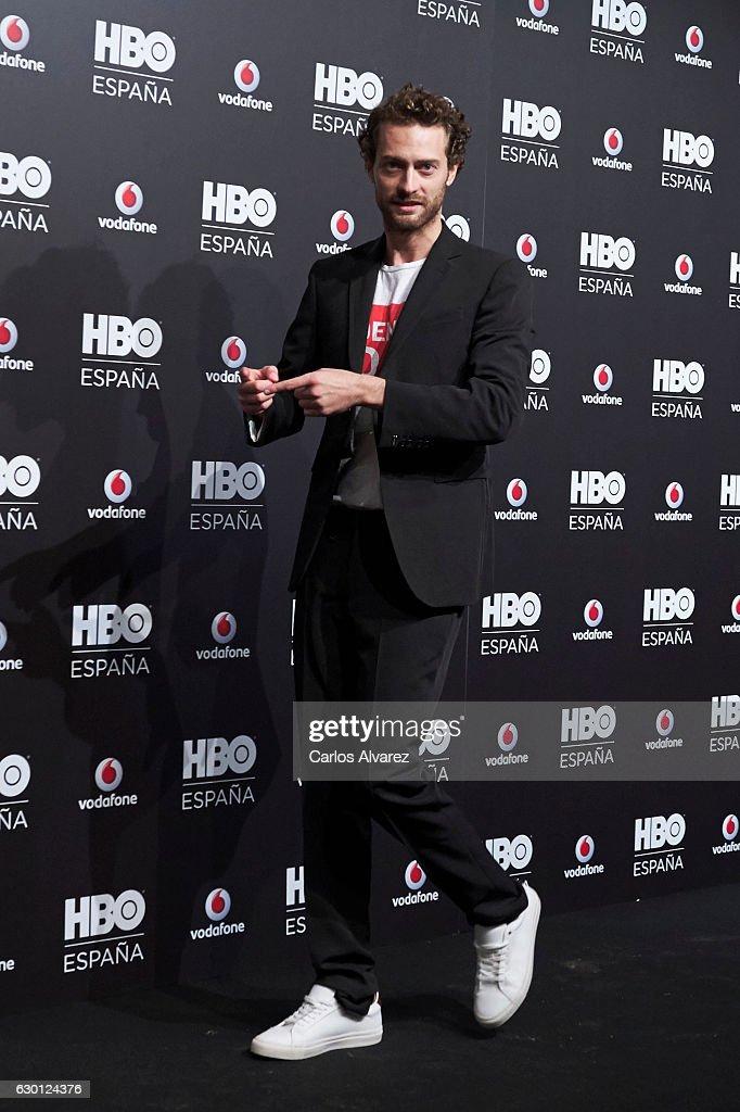 HBO Spain Presentation - Premiere