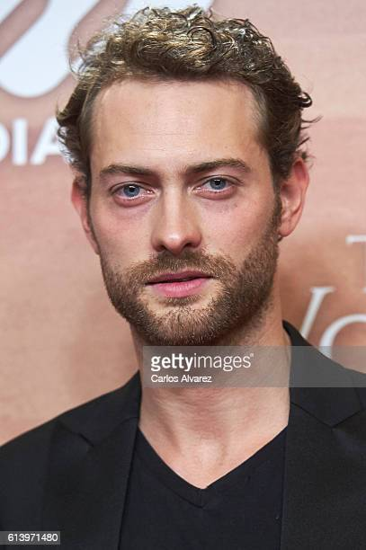 Actor Peter Vives attends 'The Young Pope' premiere at the Palafox cinema on October 11 2016 in Madrid Spain