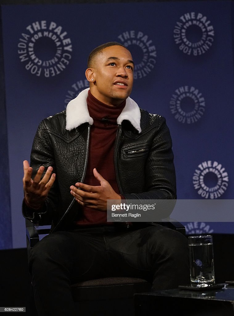 Actor Peyton Alex Smith attends BET Presents 'An Evening With 'The Quad'' At The Paley Center on December 7, 2016 in New York City.