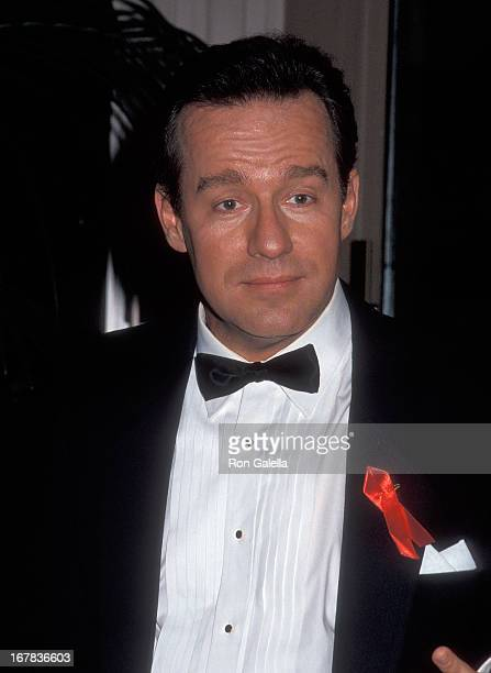 Actor Phil Hartman attends the NBC Television Special Donahue The 25th Anniversary After Party on October 17 1992 at the Rihga Royal Hotel in New...
