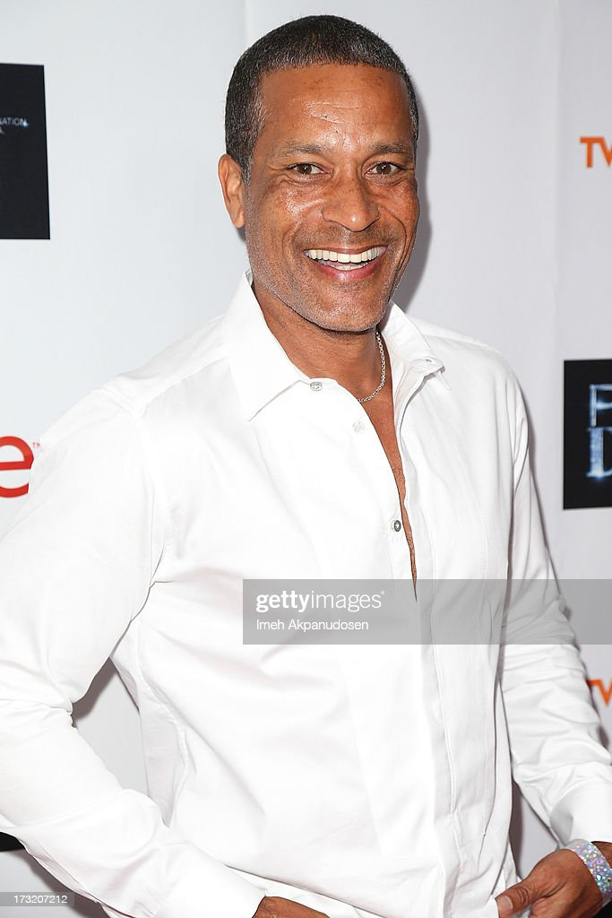 Actor Phil Morris attends the series premiere of TV One's 'R&B Divas LA' at The London Hotel on July 9, 2013 in West Hollywood, California.