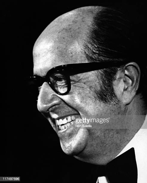 Actor Phil Silvers attends the party for 26th Annual Tony Awards on April 23 1972 at the Americana Hotel in New York City
