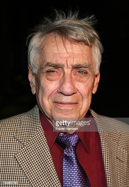 Actor Philip Baker Hall arrives at the Paramount Pictures' Premiere Of 'Zodiac' held at Paramount Studios on March 12007 in Los Angeles California