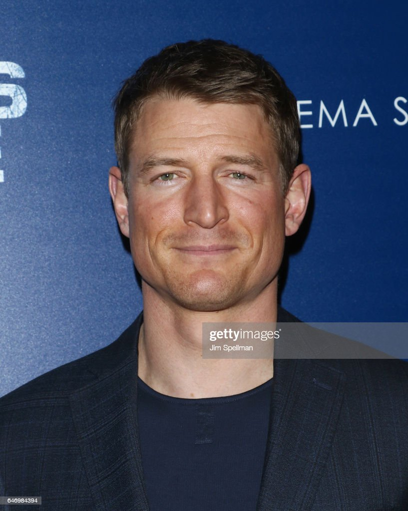 Actor Philip Winchester attends the season 2 premiere of 'Shades Of Blue' hosted by NBC and The Cinema Society at The Roxy on March 1, 2017 in New York City.